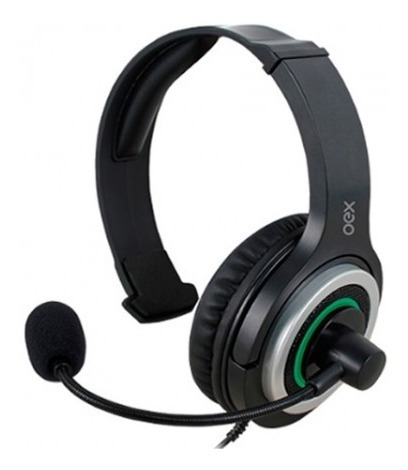 Headset Army P/ Ps4 P2 3,5mm Hs407