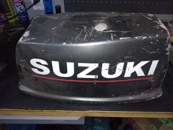 Peças De Motor De Popa Suzuki Dt15 - Capô