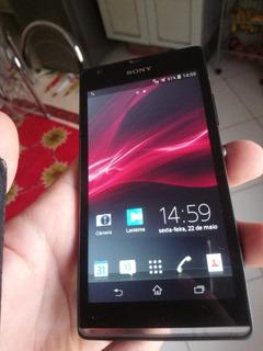Celular Sony Xperia Sp - Único Dono