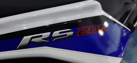Bajaj Rouser Rs 200 Rs200 Nuevo Modelo 0km Motobanfield