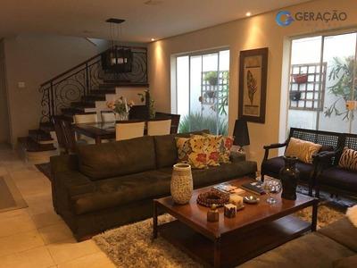 Sobrado Com 4 Dormitórios À Venda, 340 M² Por R$ 1.500.000 - Jardim Das Colinas - São José Dos Campos/sp - So1895