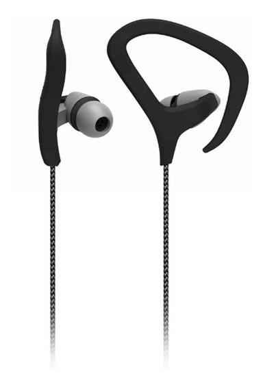 Fone De Ouvido Multilaser Earhook Cabo De Nylon C/ Microfone