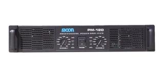 Potencia Moon Pm120 Amplificador 480 Watts Gbr Apx Dj Sonido
