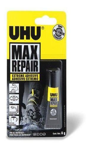 Pegamento Uhu Max Repair 8 G G P