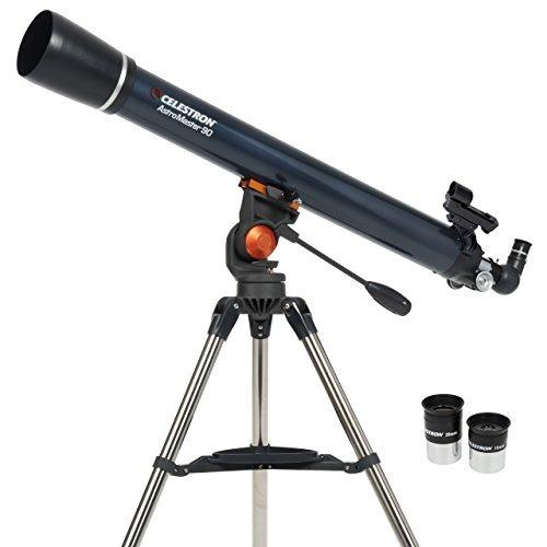 Telescopio Refractor Celestron 21063 Astromaster 90 Az