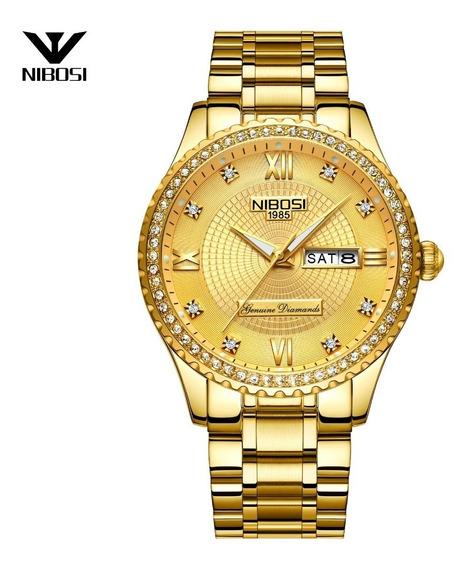 Relógio Nibosi 2315 Original Super Promoção