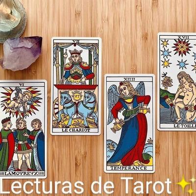 Lectura De Tarot Especializada Y Por Preguntas Puntuales