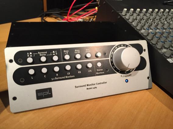 Surround Monitor Controller Spl 2489