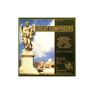 The Great Composers Classical Masterpieces