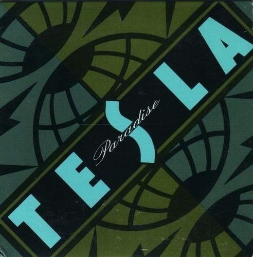 Imagem 1 de 3 de Cd Single Tesla Paradise Ed. Usa 1991 Raridade Importado