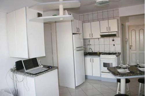 Imagem 1 de 15 de Apartamento Semi Mobiliado Próximo Ao Novo Detran - Ap5743