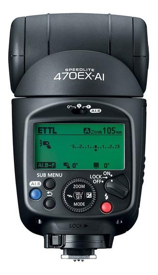 Speedlite 470ex-ai Canon - Novo E Na Caixa