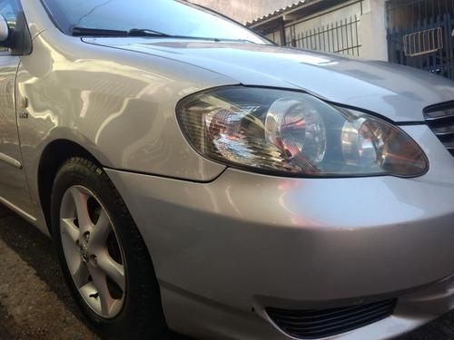 Toyota Corolla Fielder Ano 2005