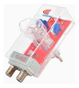 Clamper Pocket Energia+cabo Protetor Dps Raios Surtos
