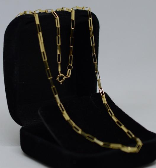 Corrente Cartier Maciça Ouro 18k 750 60 Cm
