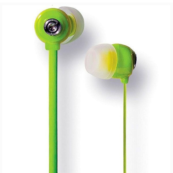 Fone De Ouvido In-ear Youts - Candy Colors Verde