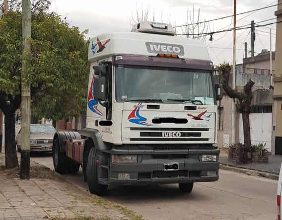 Fiat Iveco Eurotech 410 Eurocargo Camion