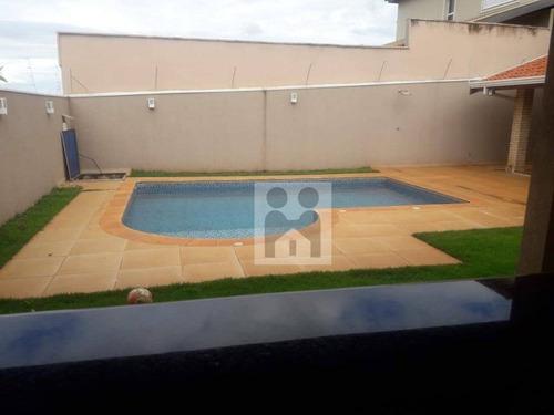 Imagem 1 de 11 de Casa Com 3 Dormitórios À Venda, 230 M² Por R$ 750.000,00 - City Ribeirão - Ribeirão Preto/sp - Ca0817