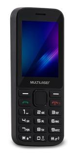 Celular Telefone Idoso Whatsapp Multilaser Zapp 3g - Barato
