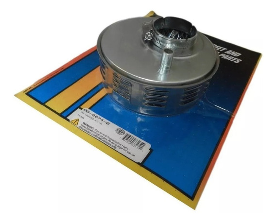 Filtro De Ar Fusca/kombi/brasilia Solex 32 Empi 8674