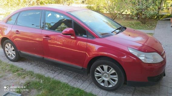 Citroën C4 1.6 Sedan X - 2009