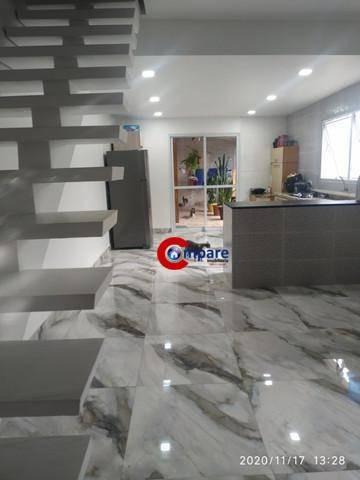 Imagem 1 de 18 de Sobrado 3 Suites 2 Vagas - So2139