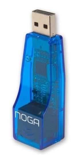 Adaptador Noganet Usb 2.0 A Red Lan Rj45 Ethernet