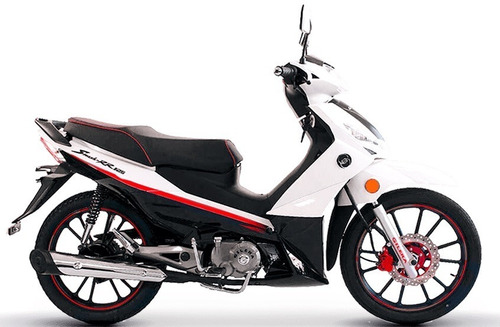 Gilera Smash 125 Rr Blanco 2020 Full Eccomotor