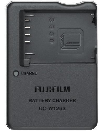 Fujifilm Bc-w126s Battery Charger/ Carregasor Original Fuji