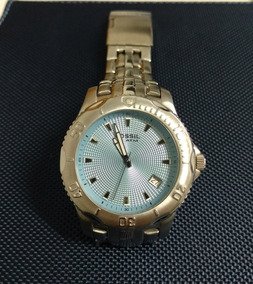 Relógio Fossil Azul Claro Texturizado Am3856