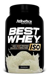 Best Whey Iso (900g) Atlhetica Nutrition