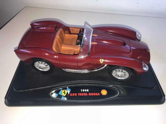Ferrari 250 Testa Rossa De Colección Impecable