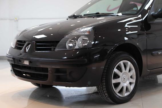 Renault Clio 1.2 Campus Pack Ii 75cv 2012 26.800 Km