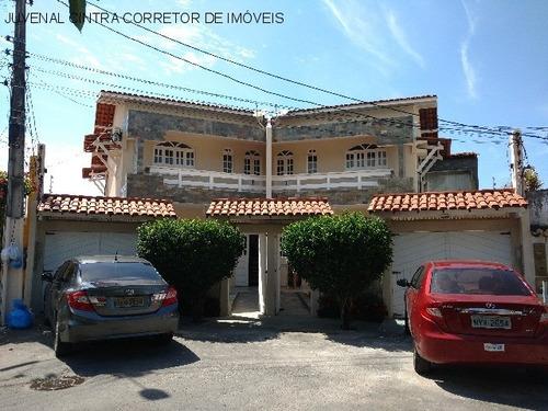 Vendo Casa Em Condomínio Fechado 4/4, Sendo 1 Suíte, 230 M², R$ 580.000,00 Financia. - J261 - 3534662