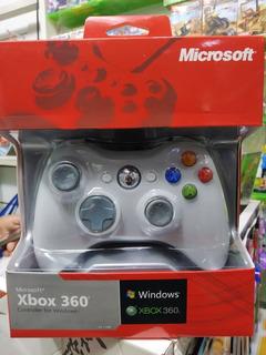 Controles Alambricos De Xbox360 Y Pc Nuevos
