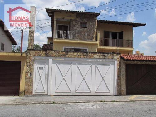 Imagem 1 de 15 de Sobrado Residencial À Venda, Chácara Inglesa, São Paulo. - So0995