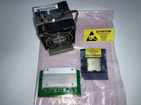 Kit Intel Quad Core E5420 12mb Cache Hp Ml350 G5 Com Nf