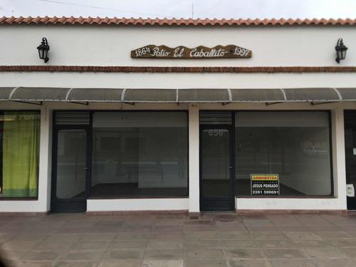 Alquiler Local En Tapalque