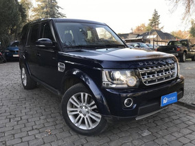 Land Rover Discovery Diesel Tres Corridas 2015
