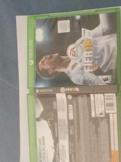 Fifa 18 Xbox One Fisico Usado