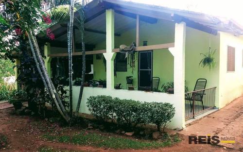 Chácara Com 3 Dormitórios À Venda, 800 M² Por R$ 275.000,00 - Colonial I - Araçoiaba Da Serra/sp - Ch0105