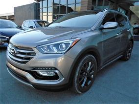 Hyundai Santa Fe Sport 2.0 Litros Modelo 2017
