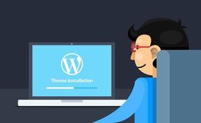 Instalação E Configuração De Tema Em Wordpress