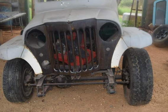Rural Willys 1959 Bicudinha