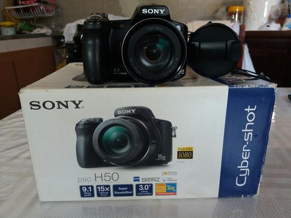 Camera Sony Cyber-shot Dsc-h50
