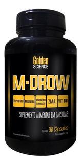 M-drow - 90caps Magnésio Dimalato + Triptofano + Arginina