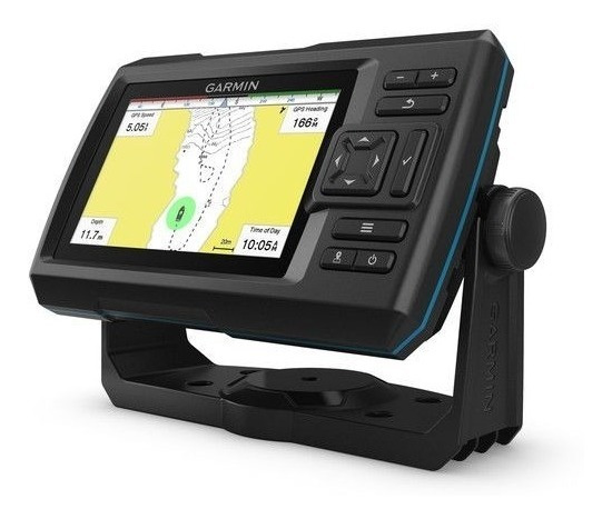 Gps Sonar Garmin Striker 5cv Plus 010-01872-01 Autorizada Garmin