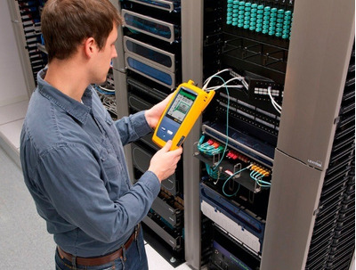 Certificação De Rede Fluke Calibrado Dtx Dsx Aluguefluke
