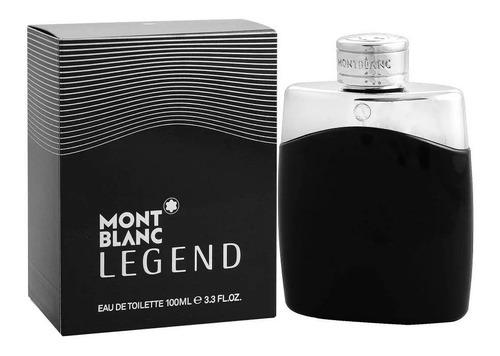 Perfume Loción Montblanc Legend 100 Ml Hombre Original