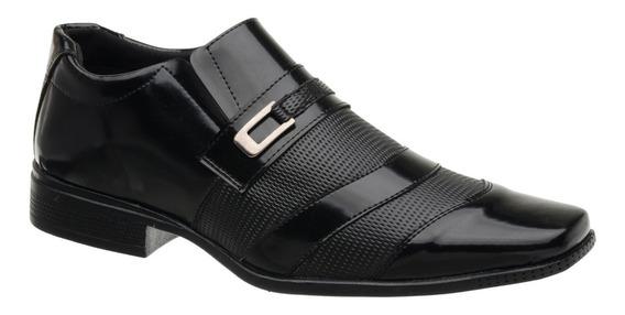 Sapato Social Masculino Confortavel Promoçao